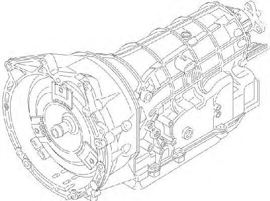 Тип коробки передач: 5 HP 18