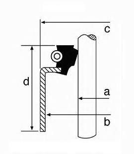 направляющяя клапана mazda bf 323